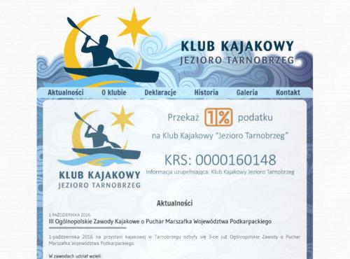 mobit-realizacje-klub-kajakowy-jezioro-tarnobrzeg-500×370